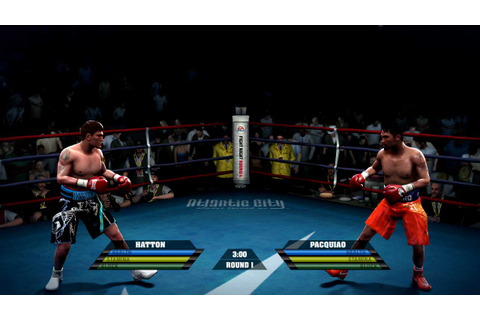 Fight night champion ea sports