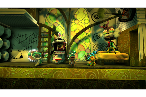 LittleBigPlanet 2 PS3 review - DarkZero