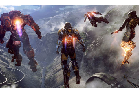 BioWare's Anthem game will include some impressive ...