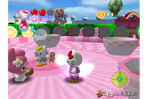 Hello Kitty Roller Rescue para PC - 3DJuegos