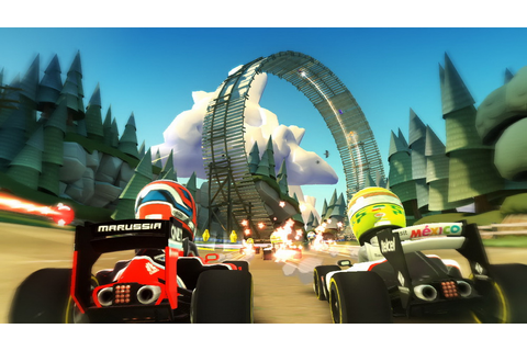 F1 RACE STARS™ on PS3 | Official PlayStation™Store Canada