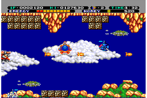 Play Mr. Heli no Daibouken NEC PC Engine online | Play ...