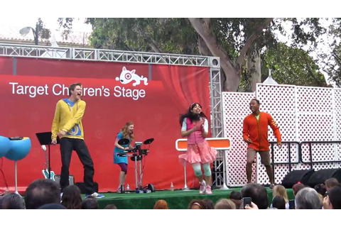 The Fresh Beat Band HD Live 4/24/10 - Stomp the House 2/3 ...