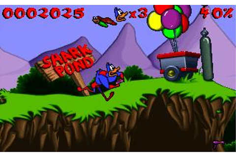 Crazy Drake Download (1997 Arcade action Game)