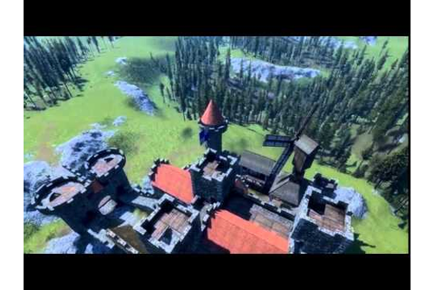 Medieval Engineers - A Construction Destruction Castle ...