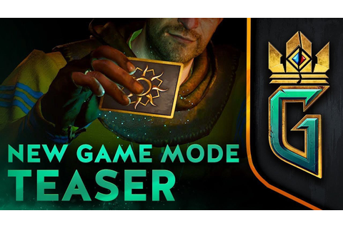 [BETA VIDEO] GWENT: The Witcher Card Game | New game mode ...