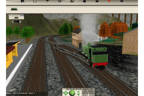 Hornby Virtual Railway 1.1 Download (Free trial) - Hornby.exe