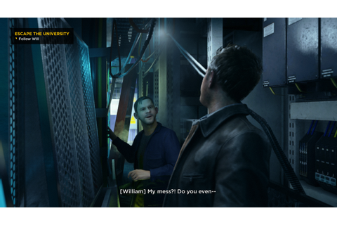 Quantum Break for PC Is Yet Another Disappointment from ...