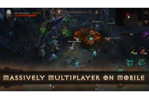 Diablo: Immortal is the next big RPG mobile game, Download ...