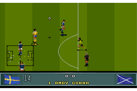 Download John Barnes European Football - My Abandonware
