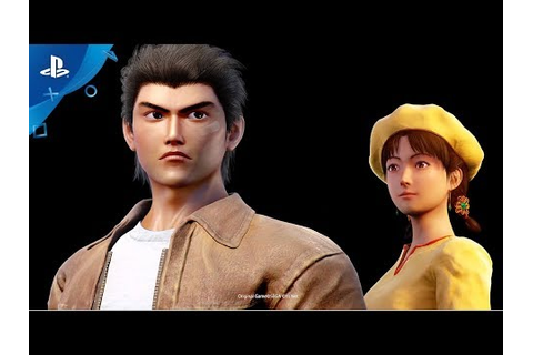 Shenmue III Game | PS4 - PlayStation