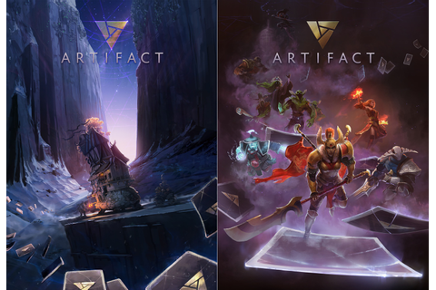 Valve's making games again: Hands-on with Artifact's ...