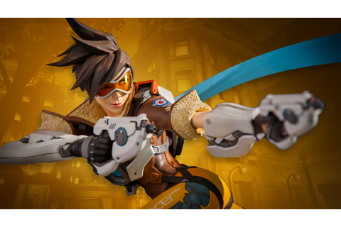 This is what a 3D printed Tracer looks like | Dot Esports