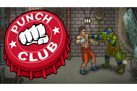 Punch Club Full Download Archives - Free GoG PC Games