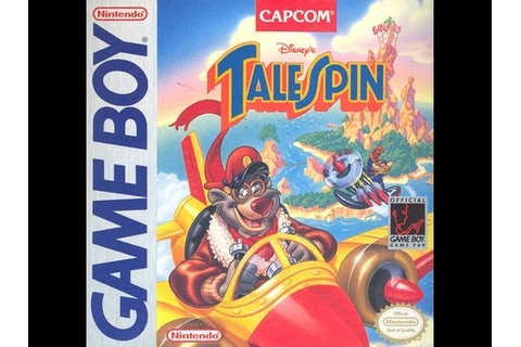 Disney's TaleSpin (Gameboy) - YouTube