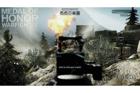Medal of Honor Warfighter Multiplayer Crack ~ Game soft empire
