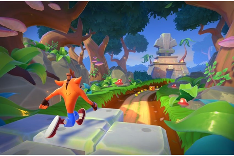 Crash Bandicoot: On the Run Release Date - ISK Mogul ...
