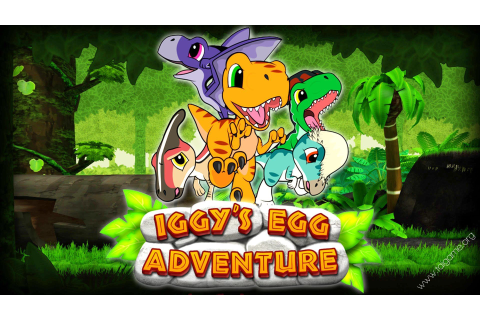 Iggy's Egg Adventure - Download Free Full Games | Arcade ...
