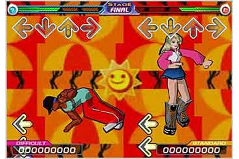 Dancing Stage Fusion per PS2 - GameStorm.it