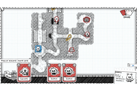 Guild of Dungeoneering [PC Games] • World of Games