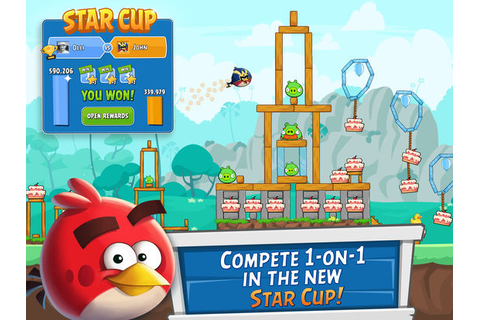 App Shopper: Angry Birds Friends (Games)