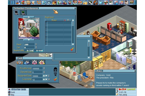 Big Biz Tycoon - PC Review and Full Download | Old PC Gaming