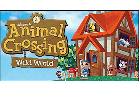 Game and Test: Animal Crossing : Wild World - Nintendo DS