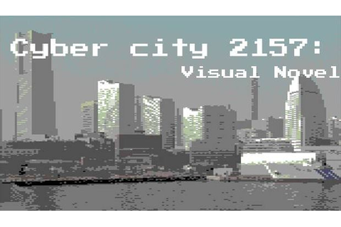 Cyber City 2157: The Visual Novel Free Download PC Games ...