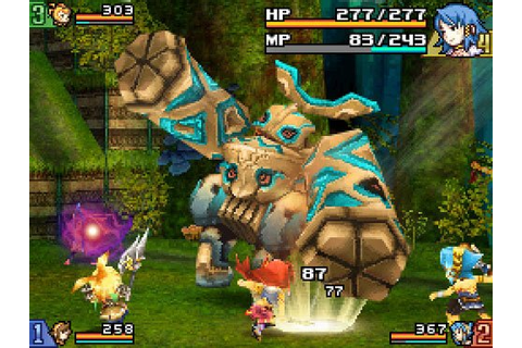 Final Fantasy Crystal Chronicles: Echoes of Time (DS) News ...
