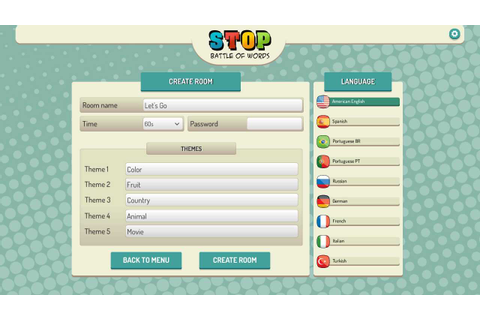 orlygift - Get Stop Online - Battle of Words now for FREE