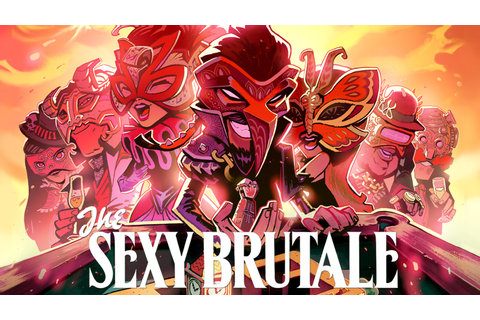 The Sexy Brutale Game | PS4 - PlayStation