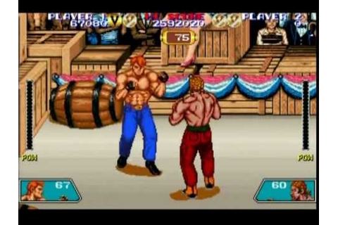 Retro Games - Violence Fight - YouTube