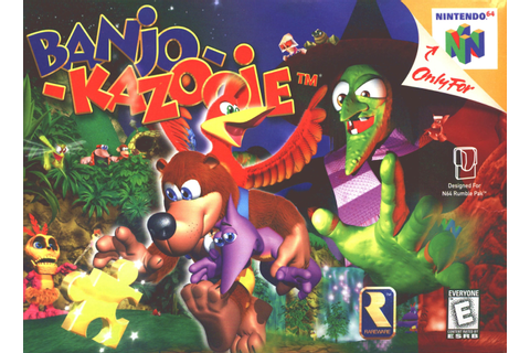 Banjo-Kazooie full game free pc, download, play. Banjo ...
