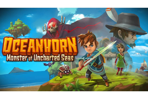 Oceanhorn: Monster of Uncharted Seas Gameplay [PC HD ...