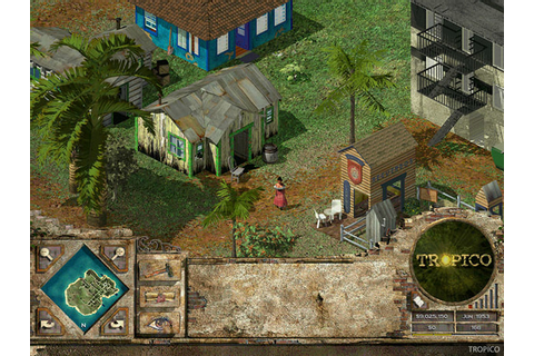 Tropico Reloaded - Download - Free GoG PC Games