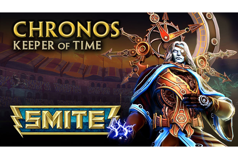SMITE God Reveal - Chronos, Keeper of Time - YouTube