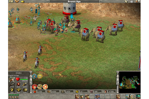 Download Free Empire Earth Games - PC Game