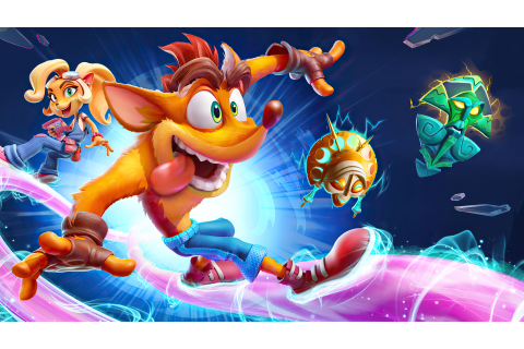 Crash Bandicoot 4 Its About Time, HD Games, 4k Wallpapers ...