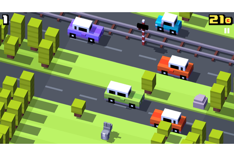 Crossy Road - Android Game - DroidHorizon