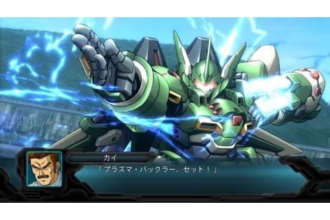 2nd Super Robot Wars Original Generation - Alchetron, the ...
