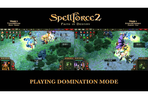 SpellForce 2: Faith in Destiny - A game of domination ...