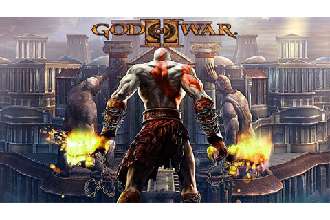 God Of War 2 PS2 Game Highly Compressed ISO Free Download ...