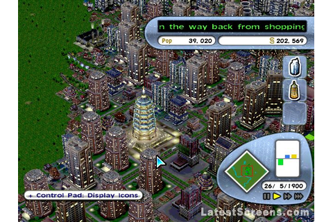 All SimCity Creator Screenshots for Wii, Nintendo DS