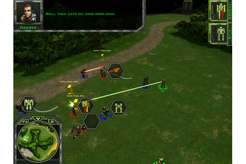MechWarrior: Tactical Command on the App Store