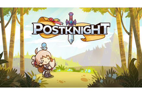 Postknight - Official Game Trailer - YouTube