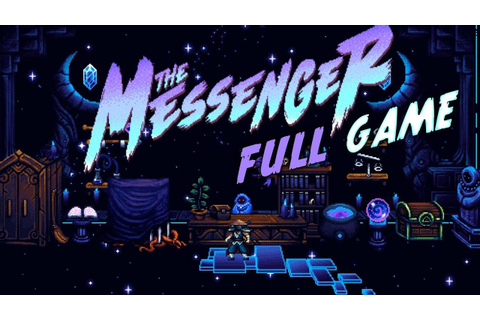 The Messenger - Full Game Longplay (No Commentary) - YouTube
