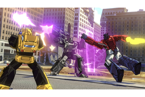 New cel-shaded Transformers game leaked ahead of E3 2015 ...