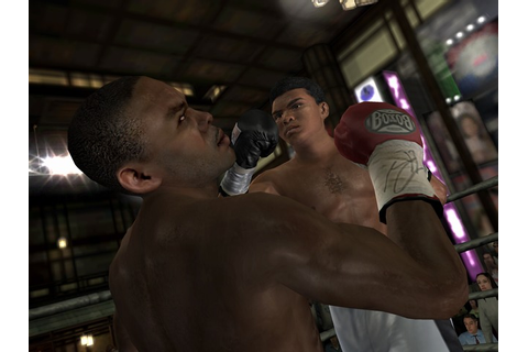 All Fight Night Round 2 Screenshots for PlayStation 2 ...