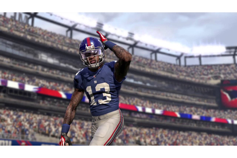 Madden NFL 16 | Official E3 Gameplay Trailer | PS4, Xbox ...