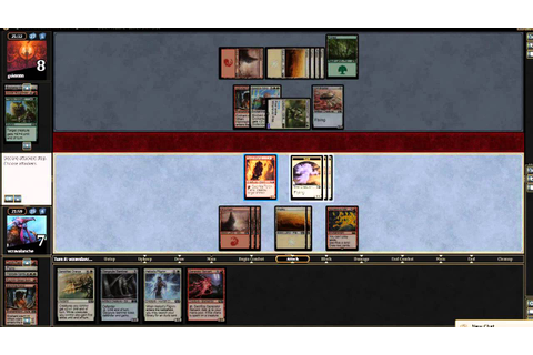 M15 Draft Game 1 - Magic the Gathering Online - YouTube